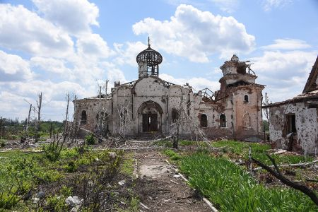 Russia Masses Troops Along Ukraine Border; Slavic Gospel Association Continues Equipping Churches for Compassion Ministry