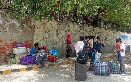 India's Coronavirus Infections Rise