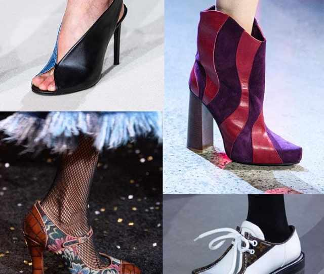 Trendy Shoes And The Best Shoe Trends For Winter And Fall