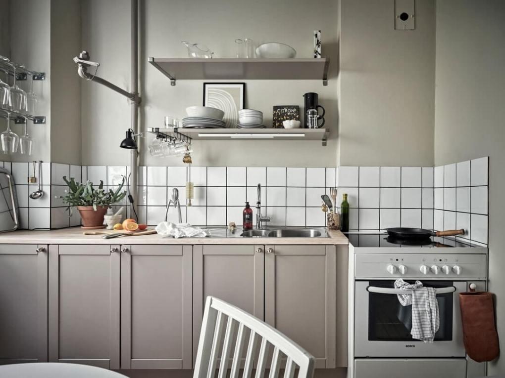 thiết kế nhà bếp phòng ăn