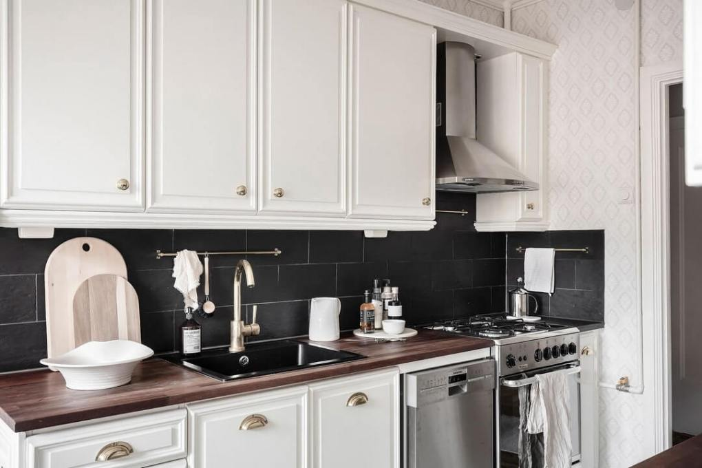 thiết kế nhà bếp và nội thất