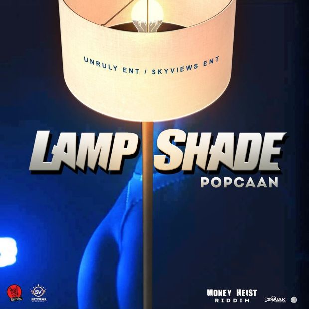 Popcaan Lamp Shade - Popcaan – Lamp Shade