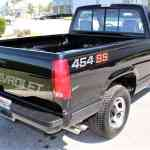 Brand New 1990 Chevrolet Ss 454 Pickup Still In Its Dealer Wrap