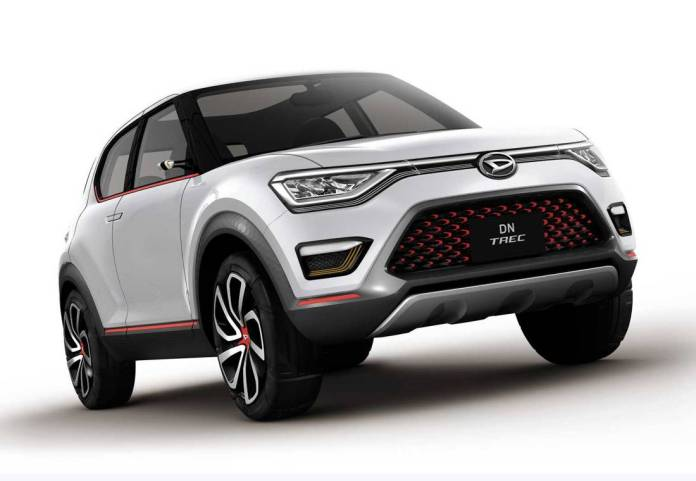toyota mini suv, toyota rush, toyota mini suv for latin america, toyota rush 2020, toyota rush 2021, toyota mini suv brazil, toyota mini suv colombia, toyota rush colombia, daihatsu dn trec, daihatsu dn trec 2020