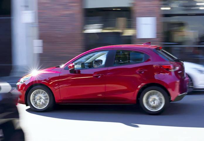 The Mazda 2 2020 Debuts Image And Electrified Mechanics In