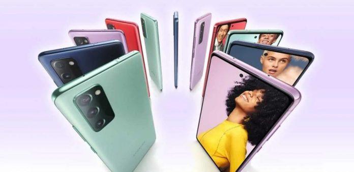 Android smartphones plastic