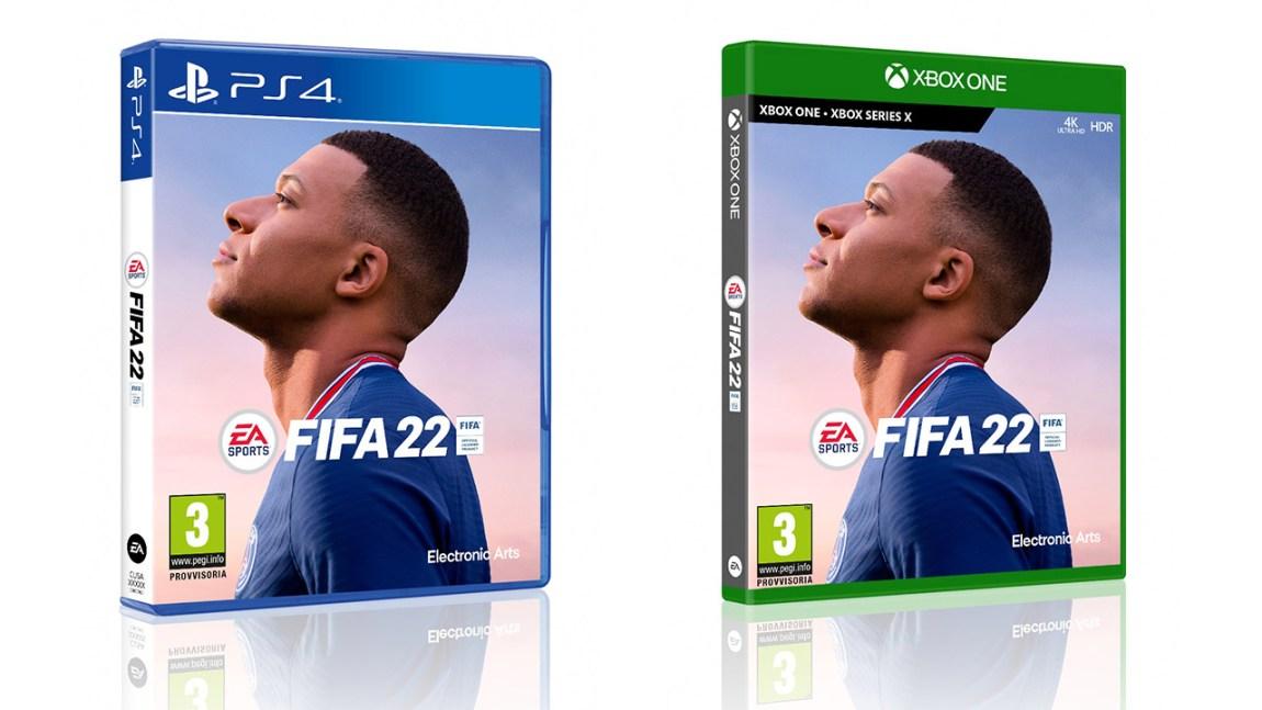 FIFA 22 gamestopzing xbo ps4 gamesoul
