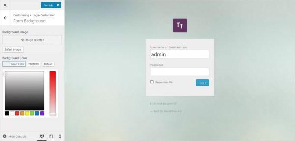 How to Create a WordPress Custom Login Page