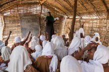 Christian Education Lacking in Nuba Mountains