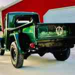 Pick Of The Day Barn Found Willys Overland Jeep Pickup Truck