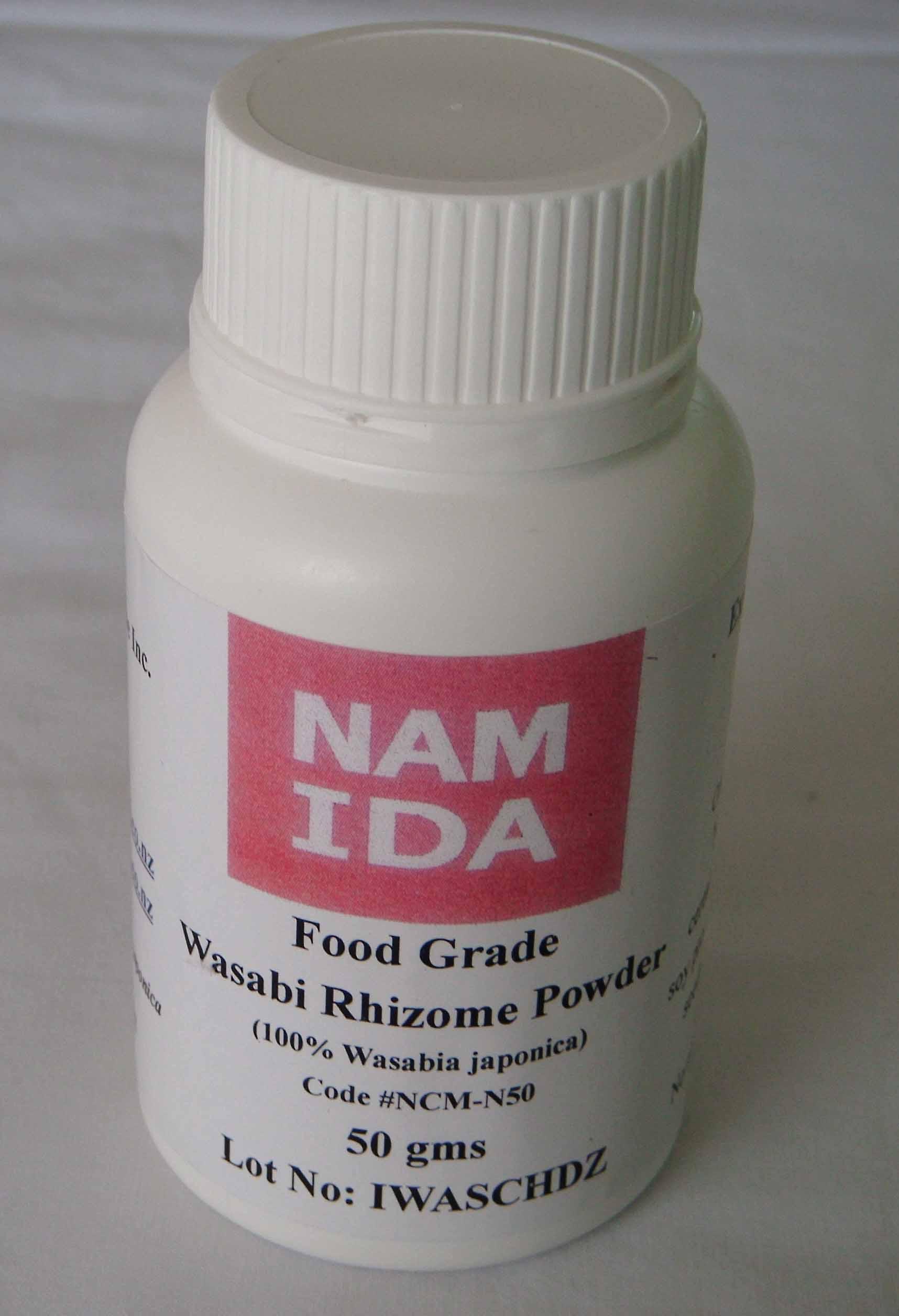 50 gm Namida Wasabia japonica Powder $32.95