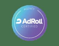 Image result for adroll partner badge