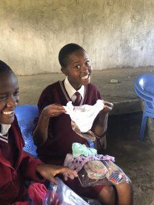 Menstrual disgrace hurts Kenyan ladies; sanitary merchandise supply hope