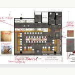 Interior 3d Visualization A Case Study Of Cafe Design Project