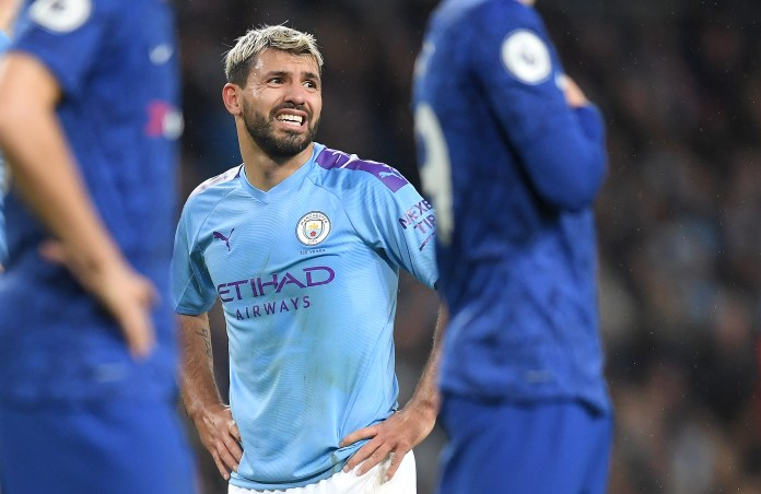Aguero open to joining Chelsea in the summer (Photo by Michael Regan/Getty Images)