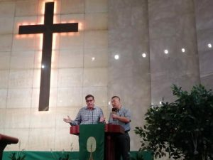 Chinese language Church faces id questions - Mission Community Information