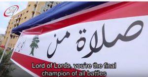 Lebanon protests spark change, ignite prayer revival all through nation - Mission Community Information
