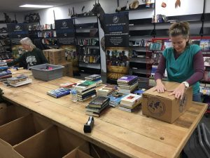 Bible drive! Assist Mission Cry ship out four new sea containers - Mission Community Information