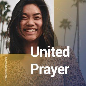 Collegiate Day of Prayer fueling Gospel motion