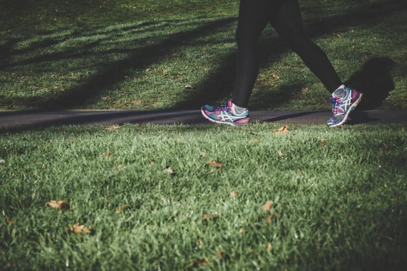 running, unsplash