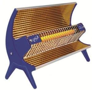 Orpat 1000 watt room heater