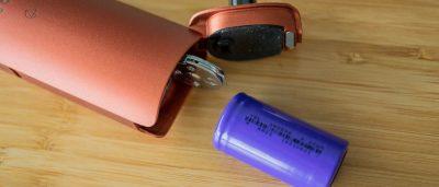 DaVinci Miqro 18350 battery