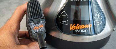 Volcano Hybrid vs Mighty Vapor Quality
