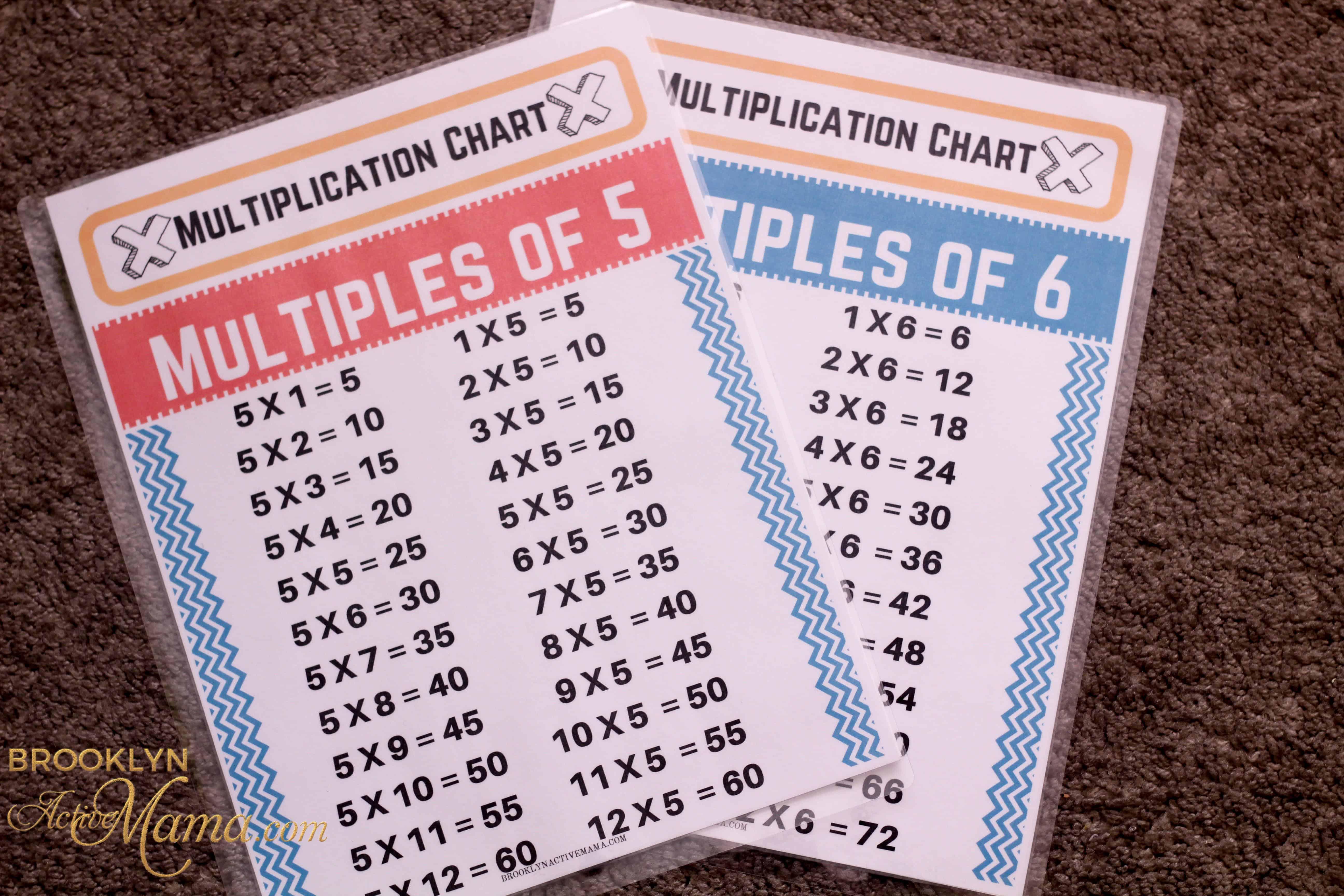Reusable Third Grade Multiplication Worksheets