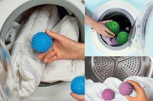 Μπάλες για πλύσιμο