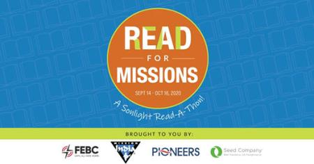 Sonlight's Read-A-Thon for Kids Helps Support Children in India!