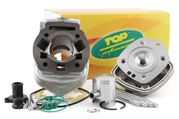 kits cylindres 50 cc fonte derbi euro3