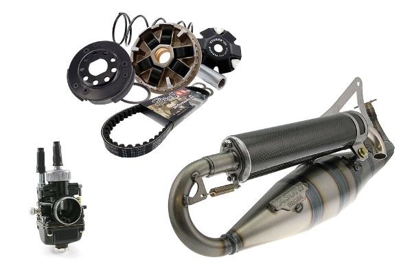 cylindre motoforce 70 cc alu racing lc