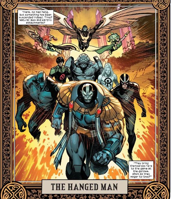 X-Men X of Swords: Creation kicks off the biggest X-Men Story in Years