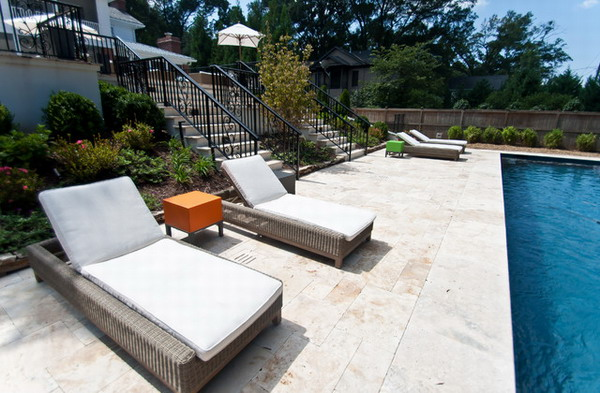 The Comfy Wicker Lounge Chairs At Your Outdoor Living on Outdoor Living Wicker  id=90311