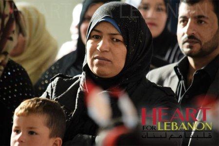 Miniyeh Fire Leaves Hundreds of Syrian Refugees Stranded; Heart for Lebanon Responds