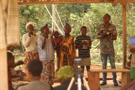 Wycliffe USA's EthnoArts Supports Local Scripture Engagement