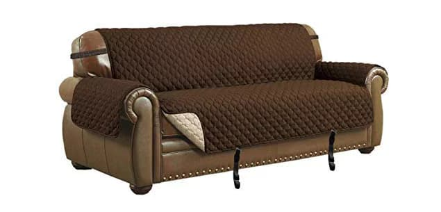 Home Fashion Designs Reversible Quilted Furniture Protector