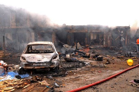 Nigeria Quickly Becoming the Most Dangerous Country for Christians