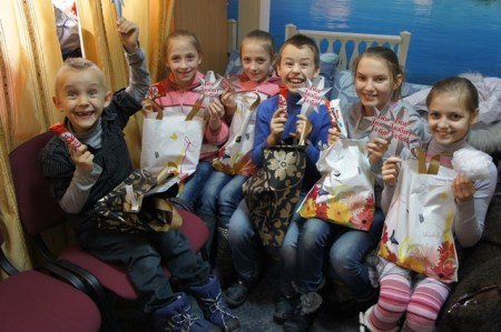 SGA's Immanuel's Child Program Bringing Christmas Hope to Children in Need