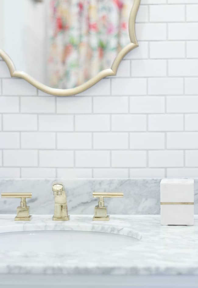 how to update your 1950s bathroom to