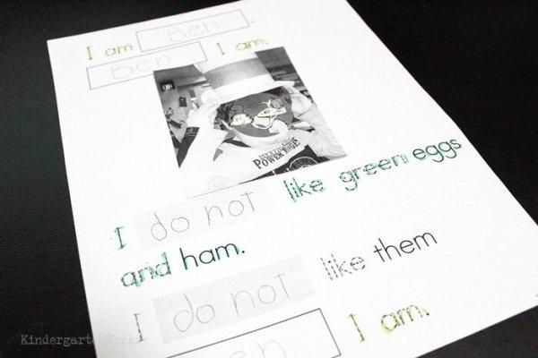 green eggs and ham pdf # 70