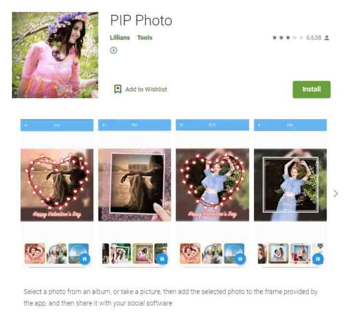 Play Store apps Facebook