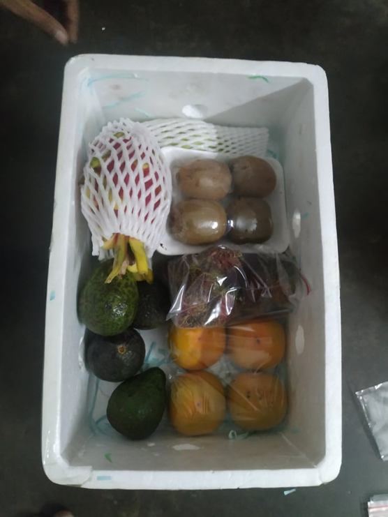 Collection of Foreign Fruits
