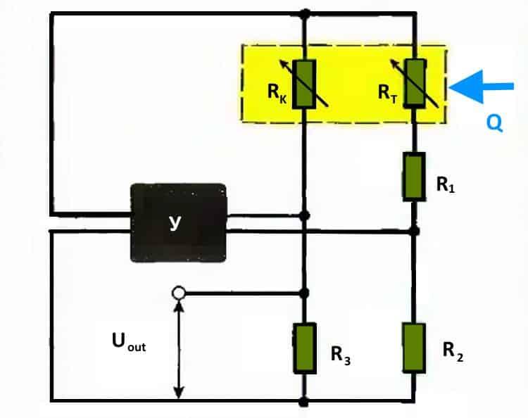 Wire DMRV-дің әдеттегі функционалды диаграммасы
