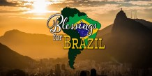 World Missionary Press' New Blessings for Brazil Program Aims to Send Gospel Literature Throughout Brazil