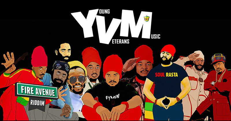 Irie Magazine | Riddims | Young Veterans Music