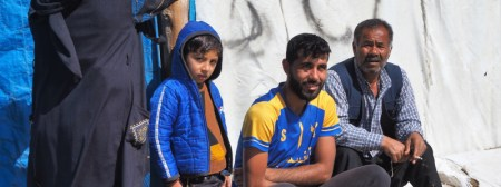 Syrian Refugee Receives Desperately Needed Miracle of Healing