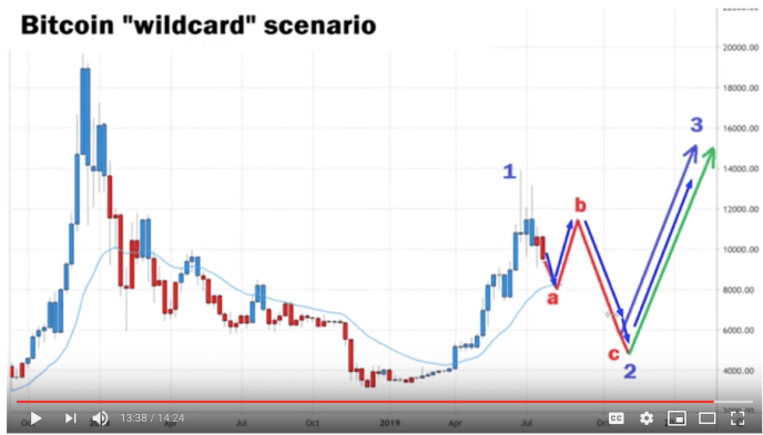 Price Could Fall To $4500-6000 In 'Wildcard Scenario'