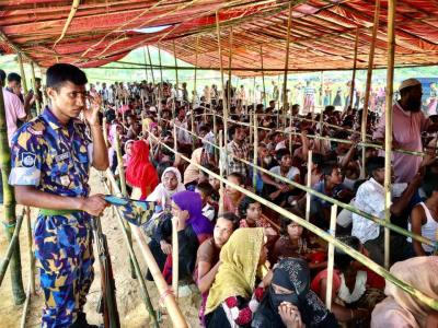 Rohingya refugee disaster marks two years - Mission Community Information