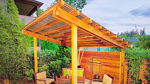 13 backyard privacy ideas